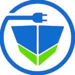 Logo Verband für Elektroschifffahrt und Ladeinfrastruktur e.V.